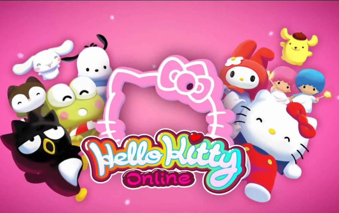 Hallo Kitty Spiele